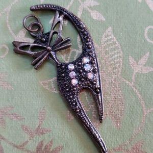 Cool cat charm / pendant
